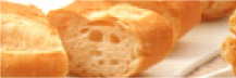 パンのうまさは塩にある?